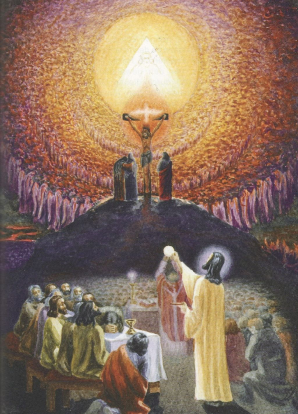 Ablauf Heilige Messe